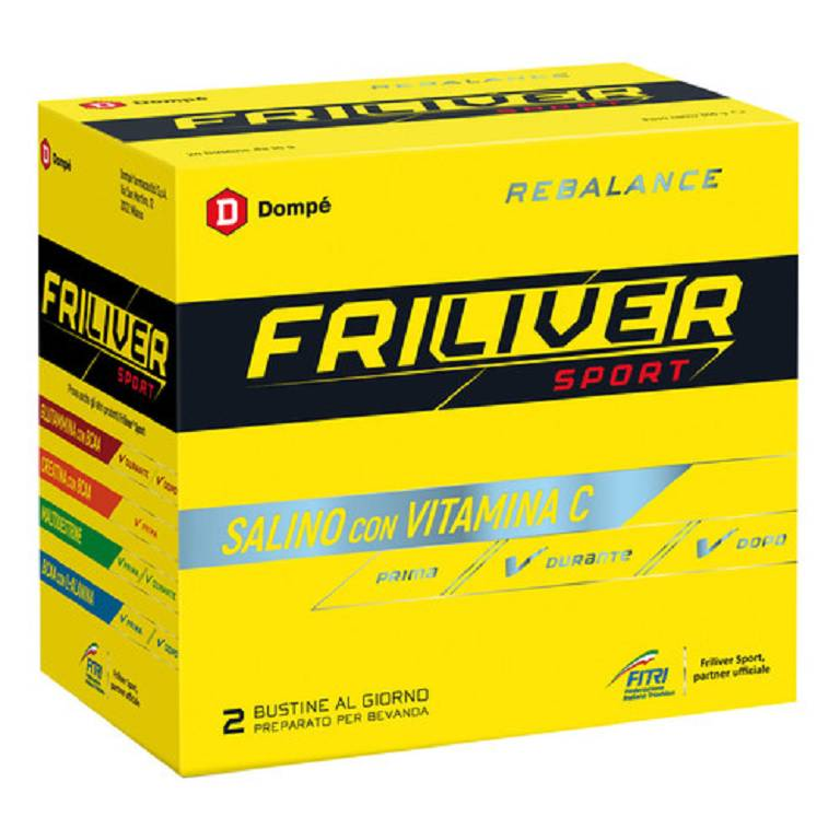 FRILIVER SPORT REBAL 24BUST