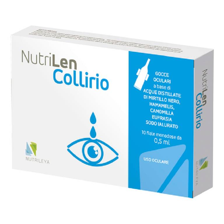 NUTRILEN COLLIRIO 10F 0,5ML